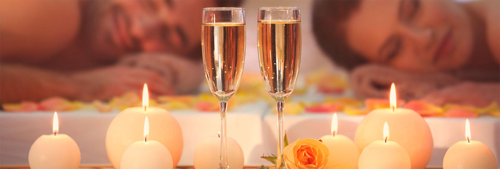 Optimizada romantic spa experiences  for couples