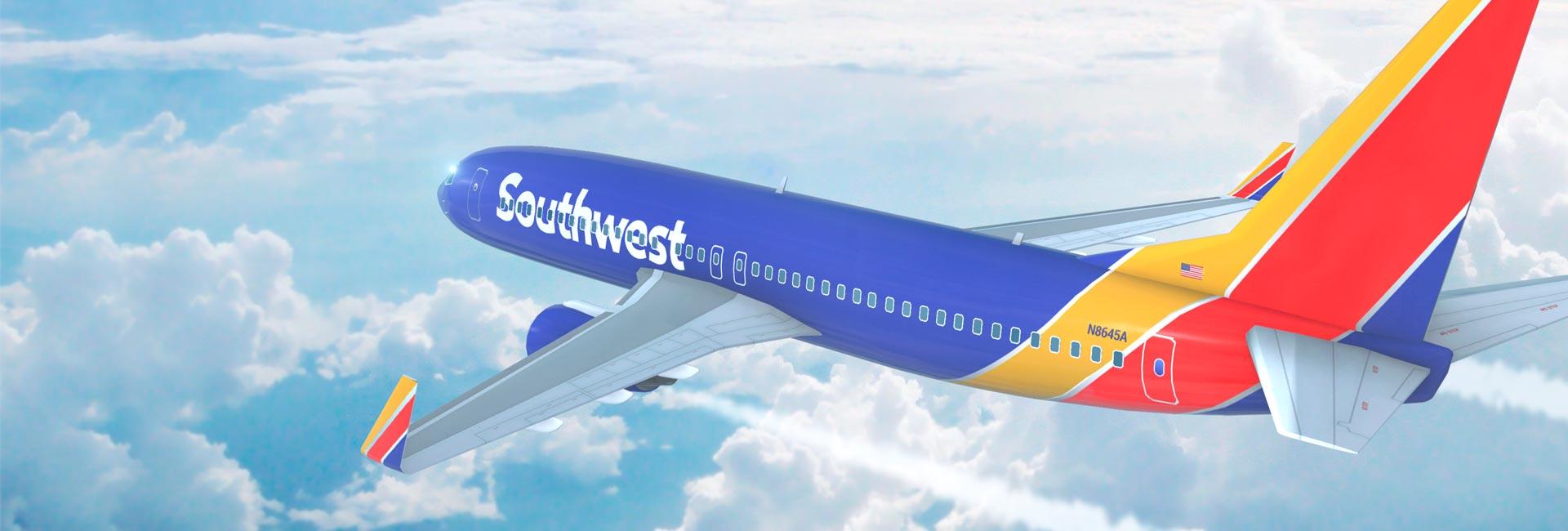 Vuelos a Los Cabos con Southwest Airlines