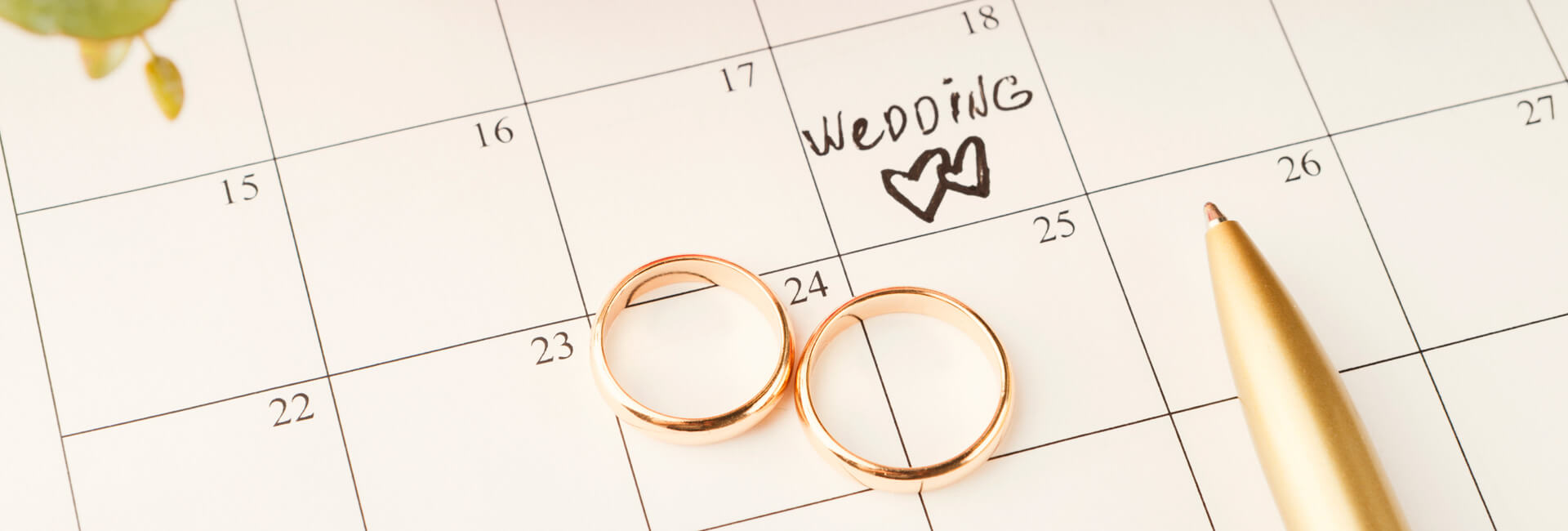 List of Wedding Roles