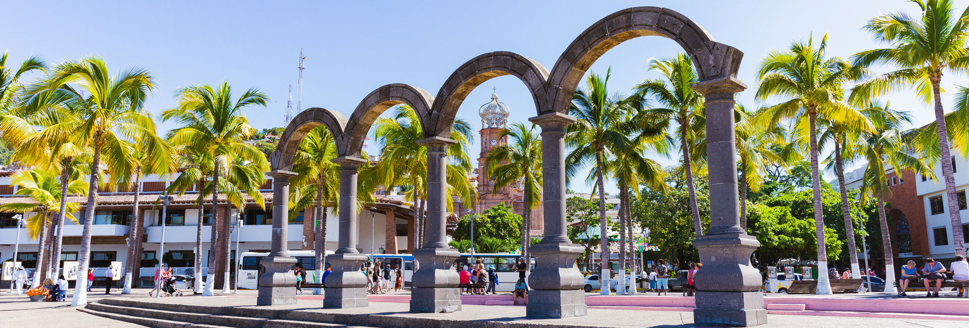 Arcos de puerto vallarta