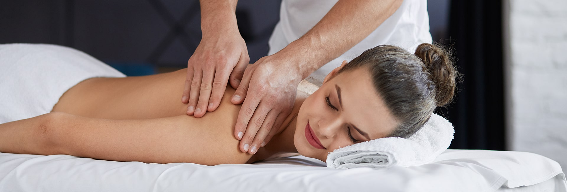 Best way to give a back massage