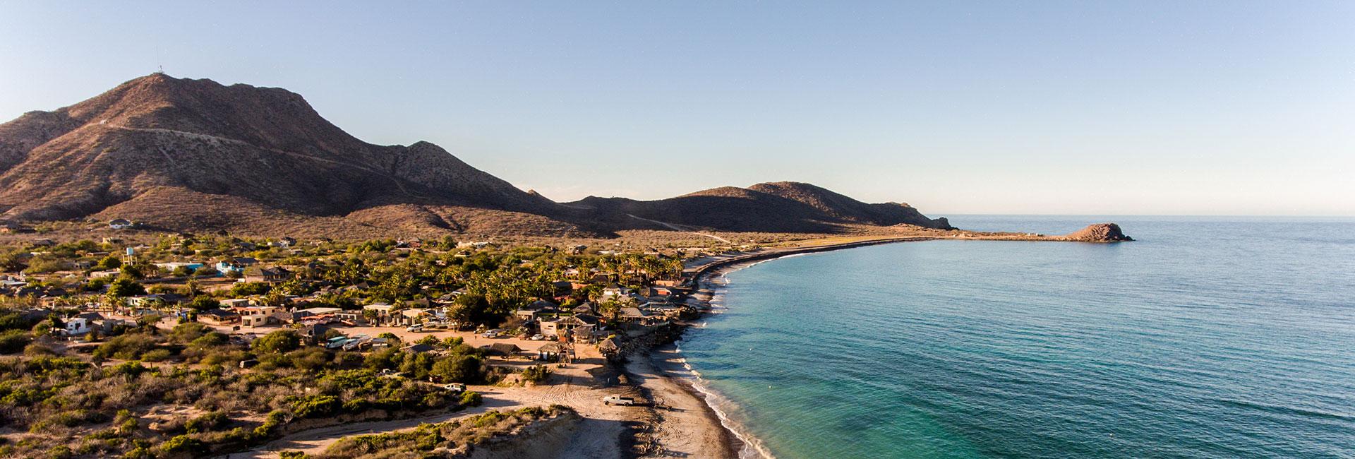 Cabo pulmo national marine park
