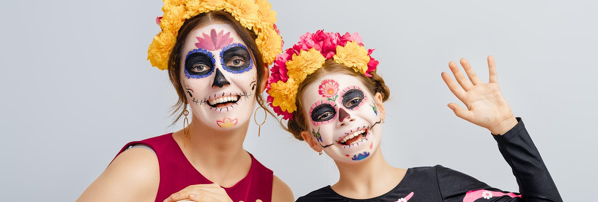 Day Of The Dead Celebration In Nuevo Vallarta Mexico