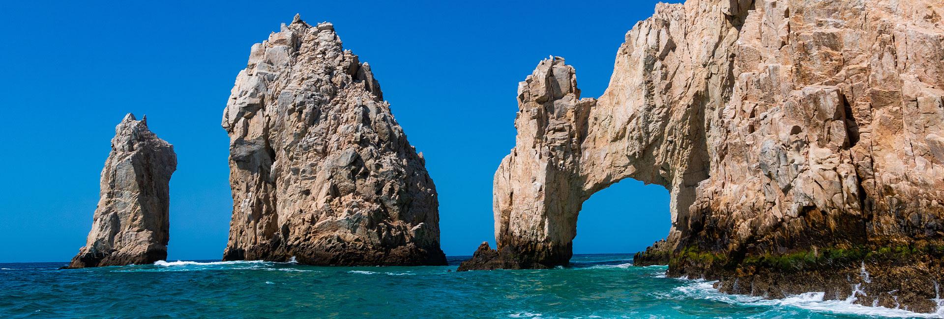 The arch of los cabos mexico