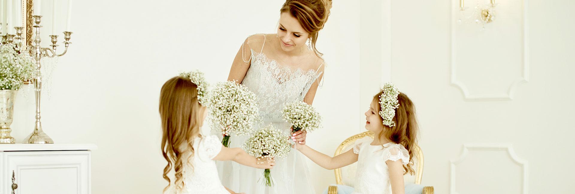 Girls At Weddings