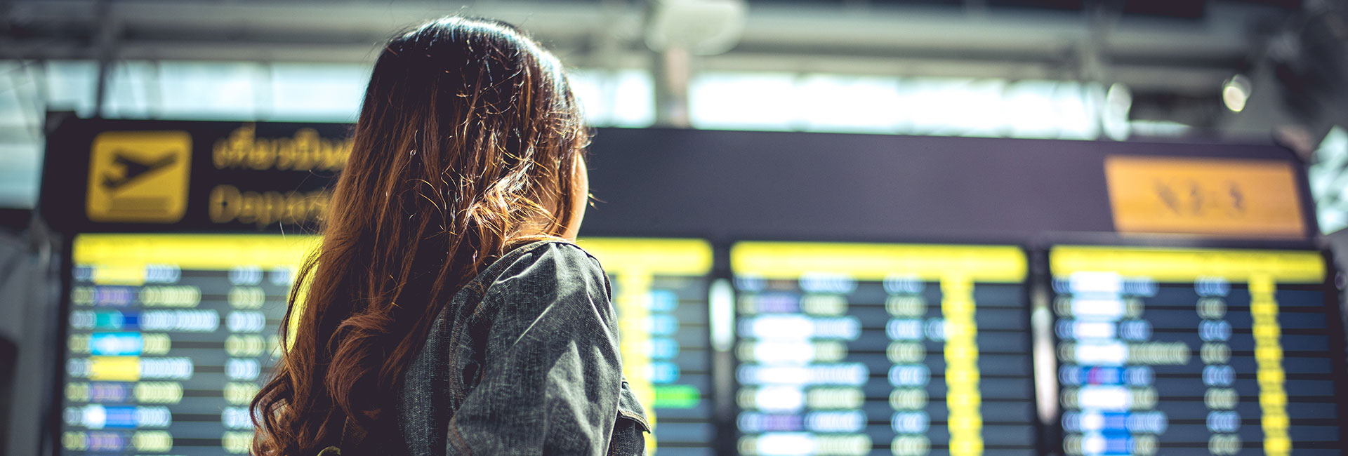 Flights schedule