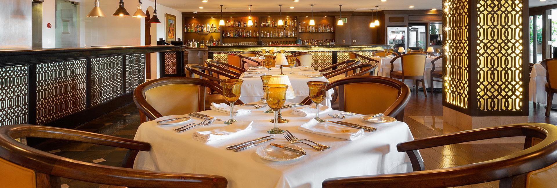 Restaurant la casona in villa la estancia cabo san lucas
