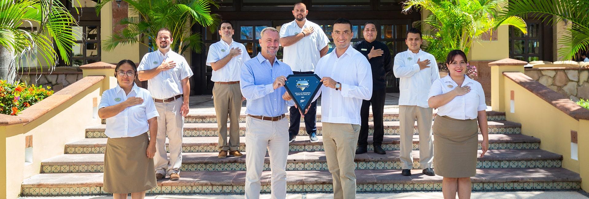 Villa La Estancia Four Diamond