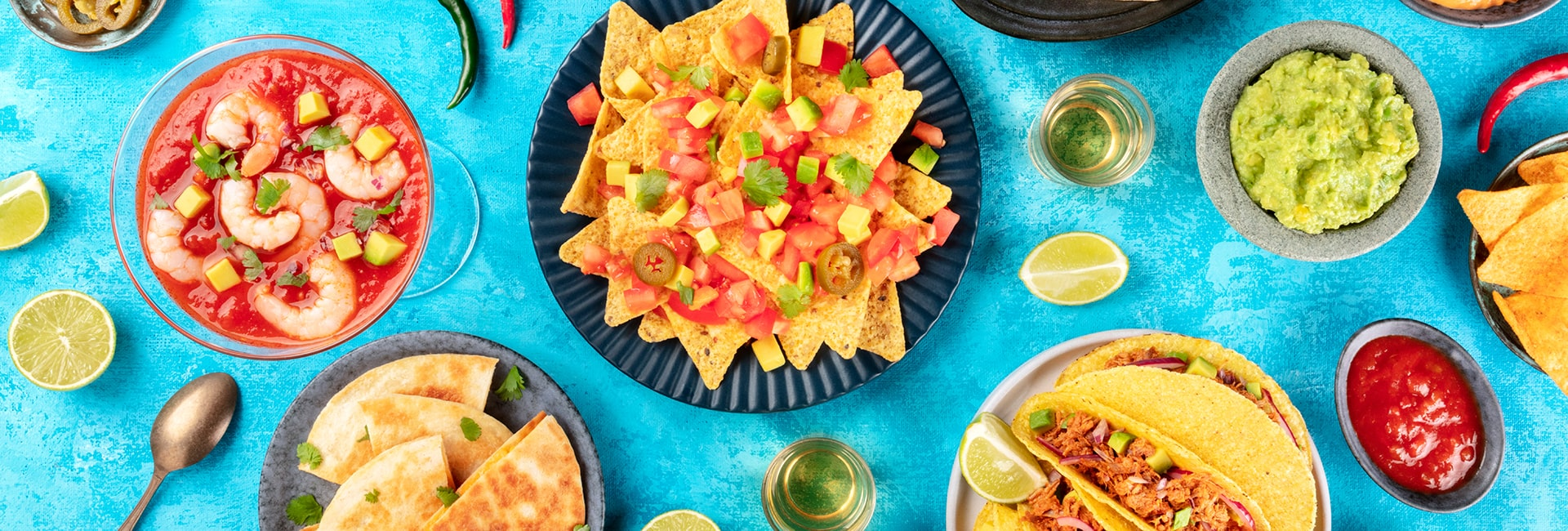 Fun facts about mexican food