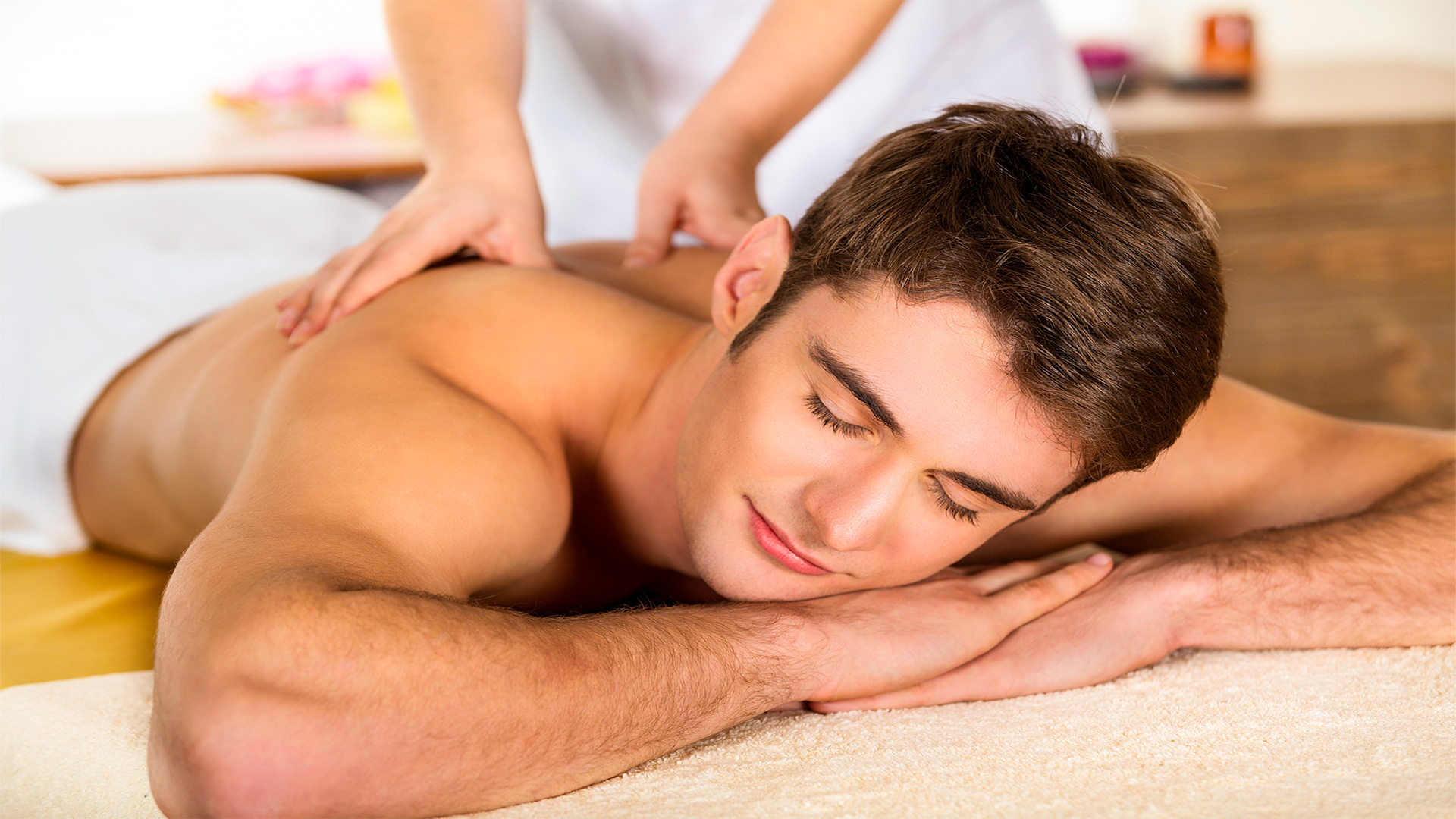 The Top Spa Treatments For Men