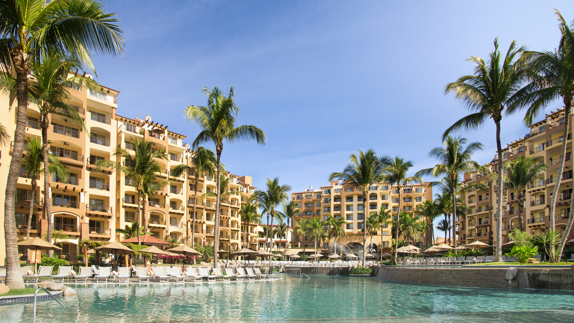 Villa Del Palmar Flamingos Riviera Nayarit Pools