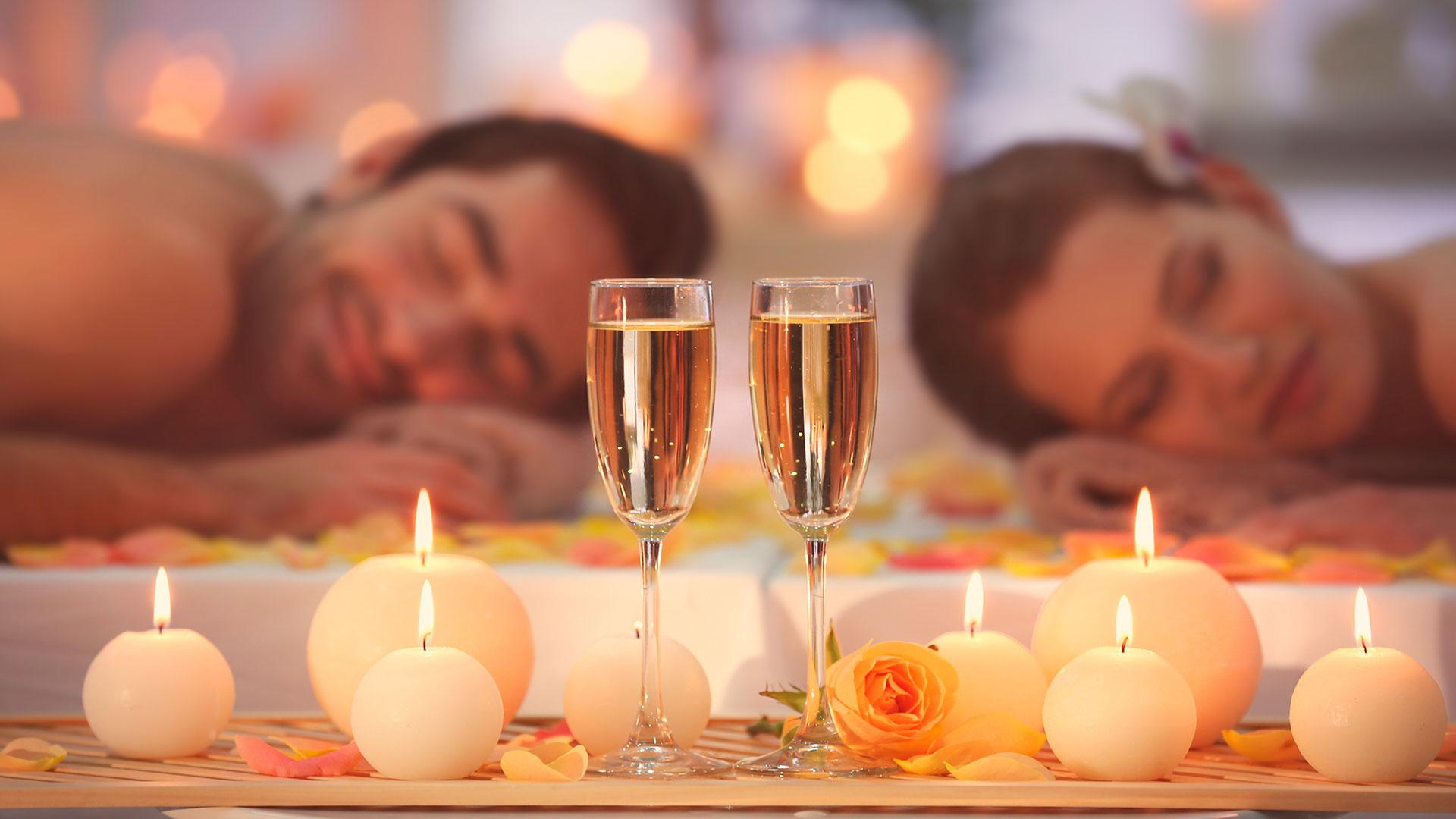 Romantic Spa Experiences  For Couples