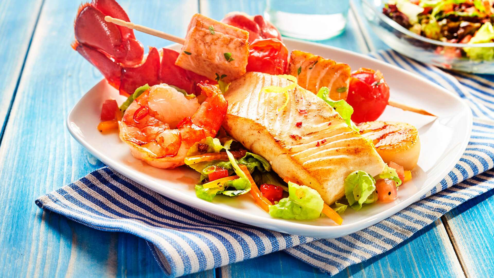 Seafood Dish Ideas