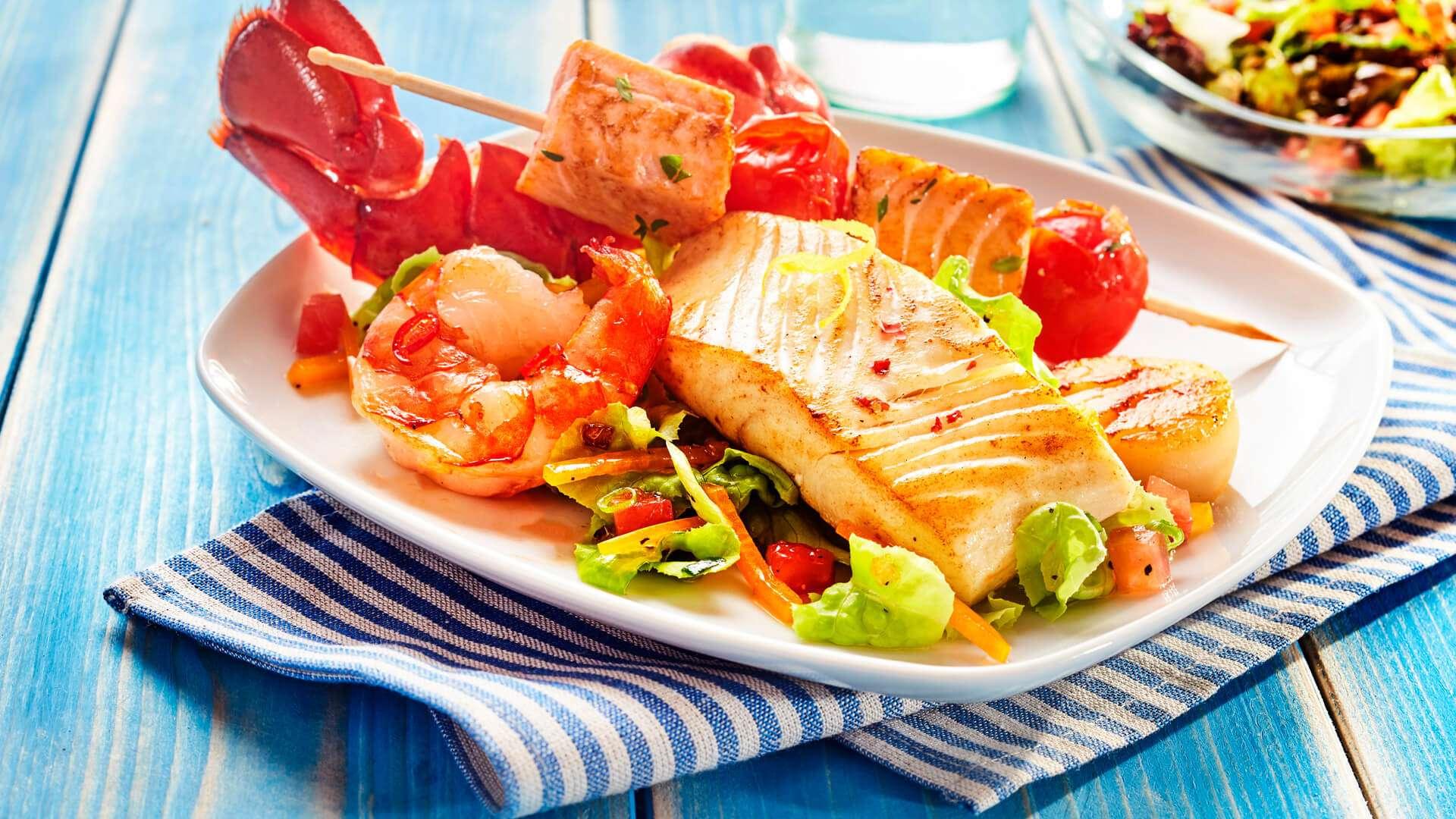 Seafood Dish Ideas