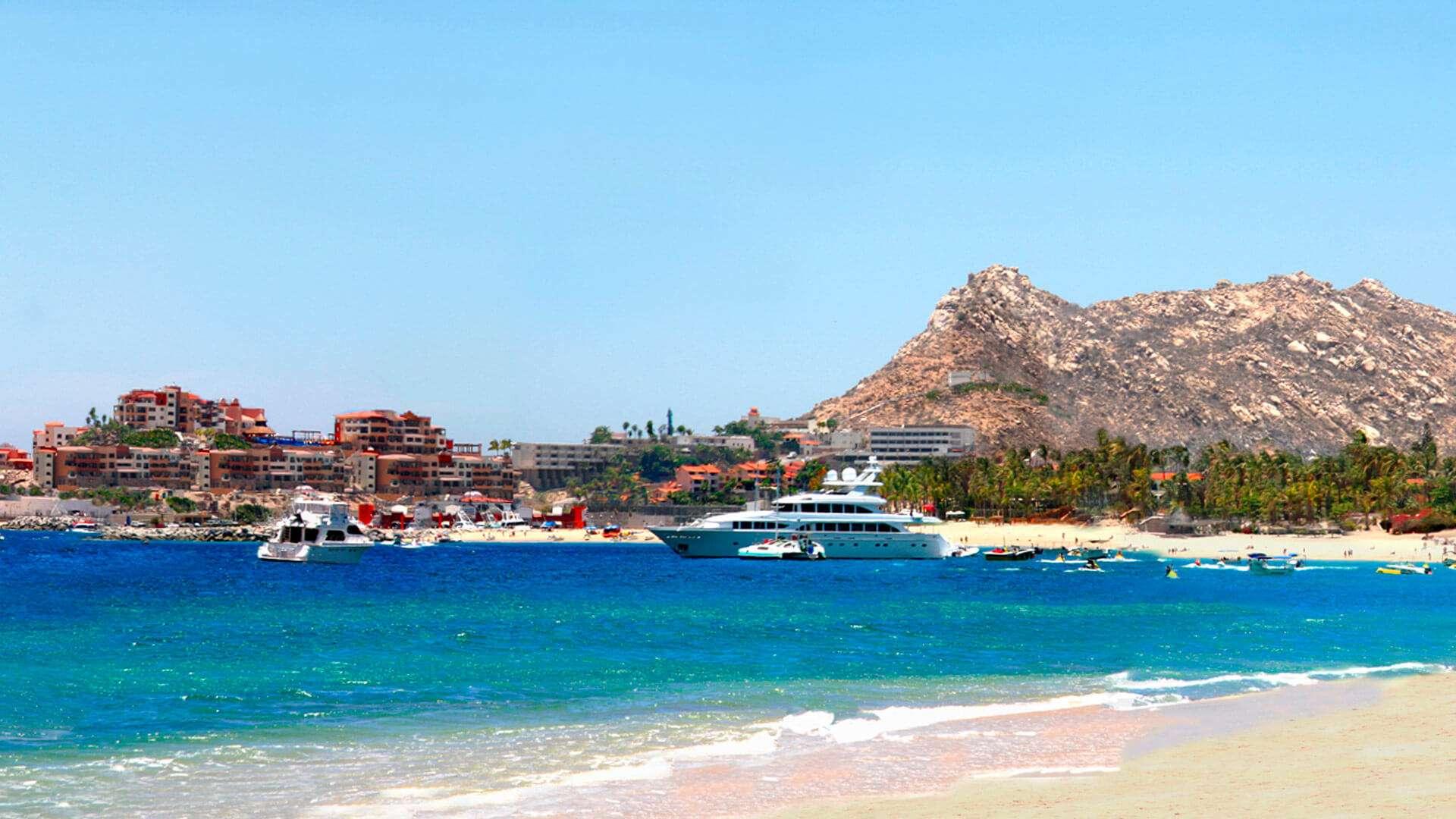 Clean Beaches In Cabo Playa El Medano