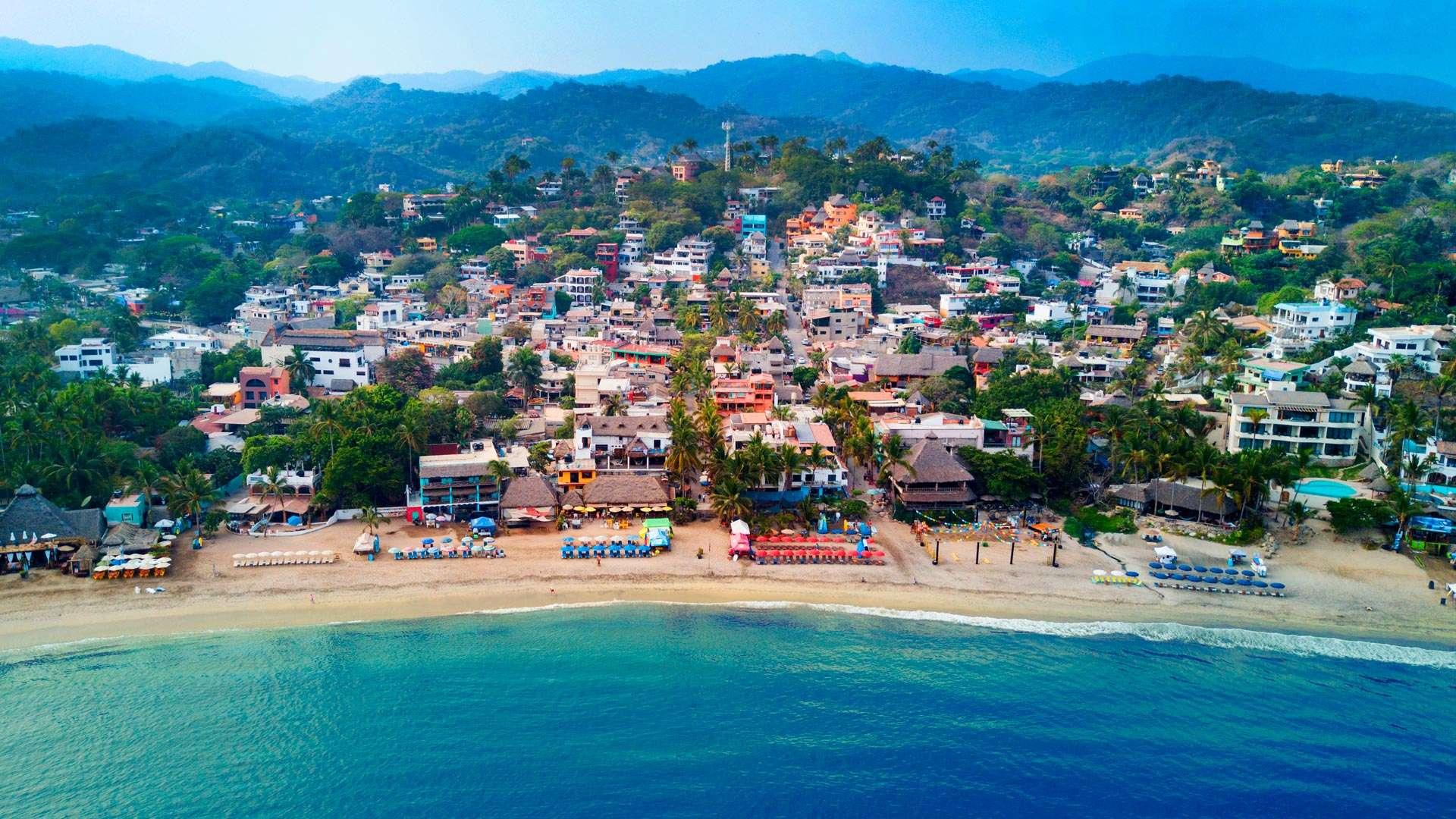 Nuevo Vallarta Nayarit Mexico