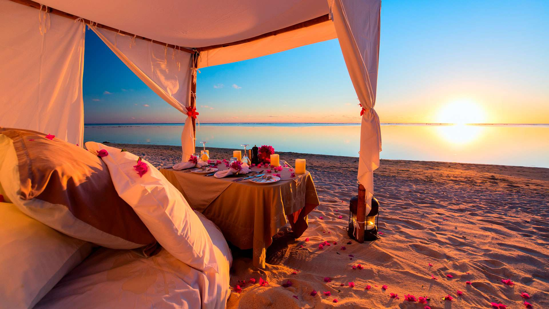 Best Romantic Vacations