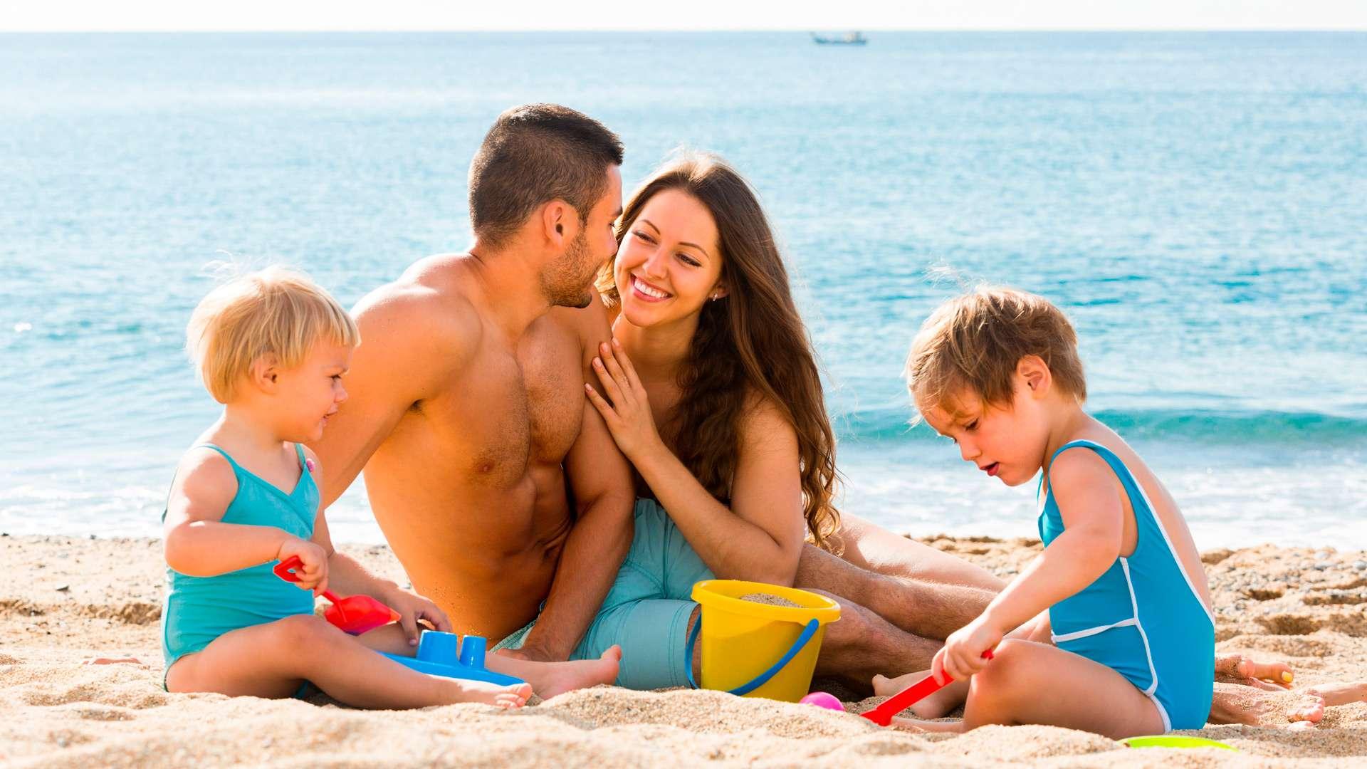 Family Vacation In Puerto Vallarta