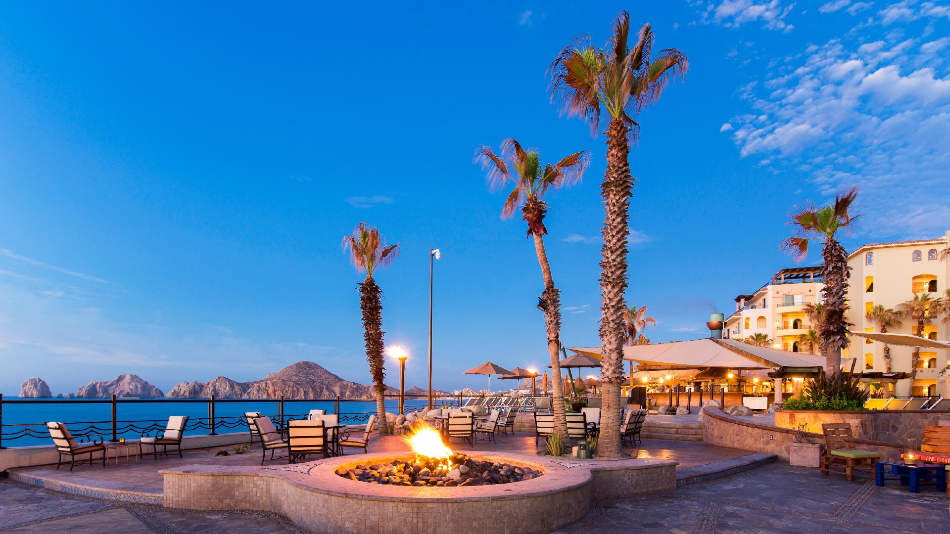 Villa Del Palmar Cabo San Lucas Desert Lounge