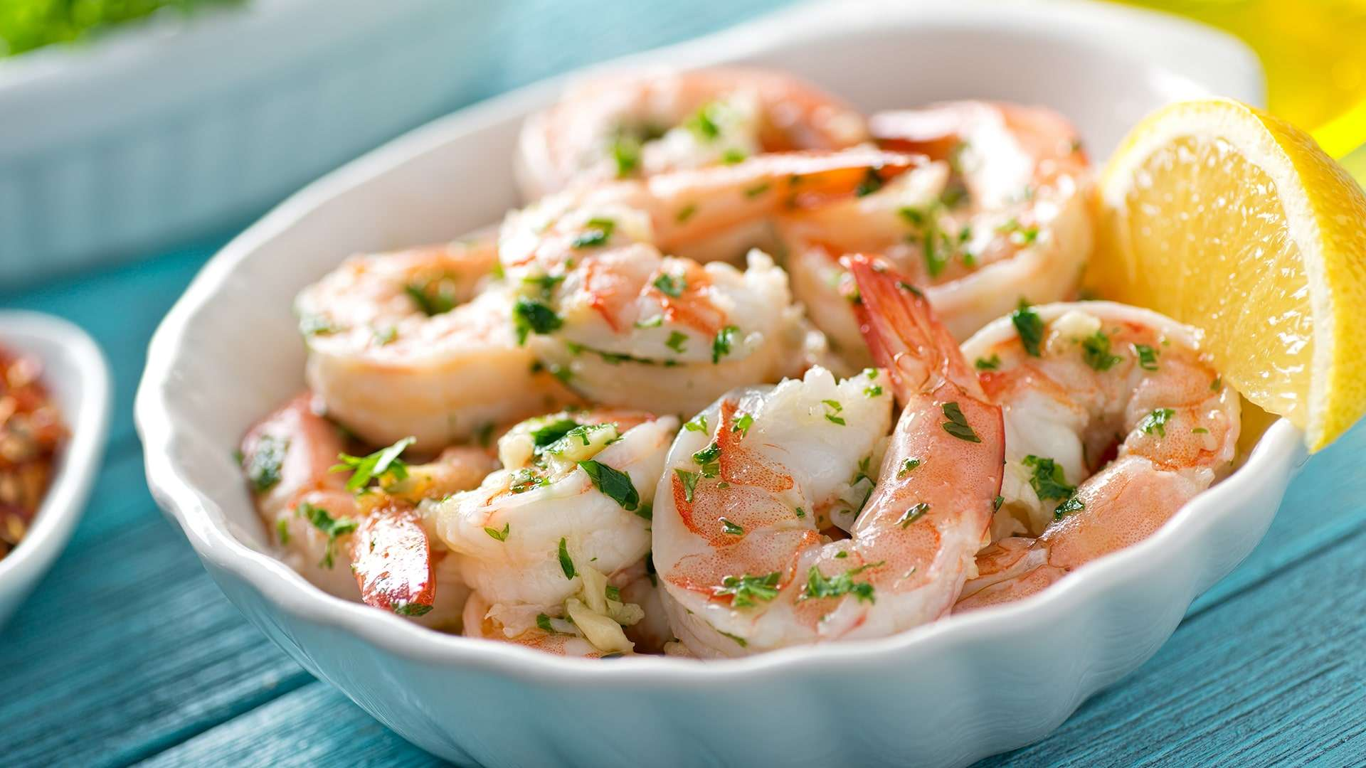 Tequila Lime Shrimp Recipe