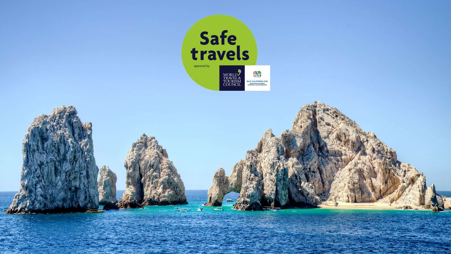 Los Cabos Received The Safe Travel Stamp From Wttc