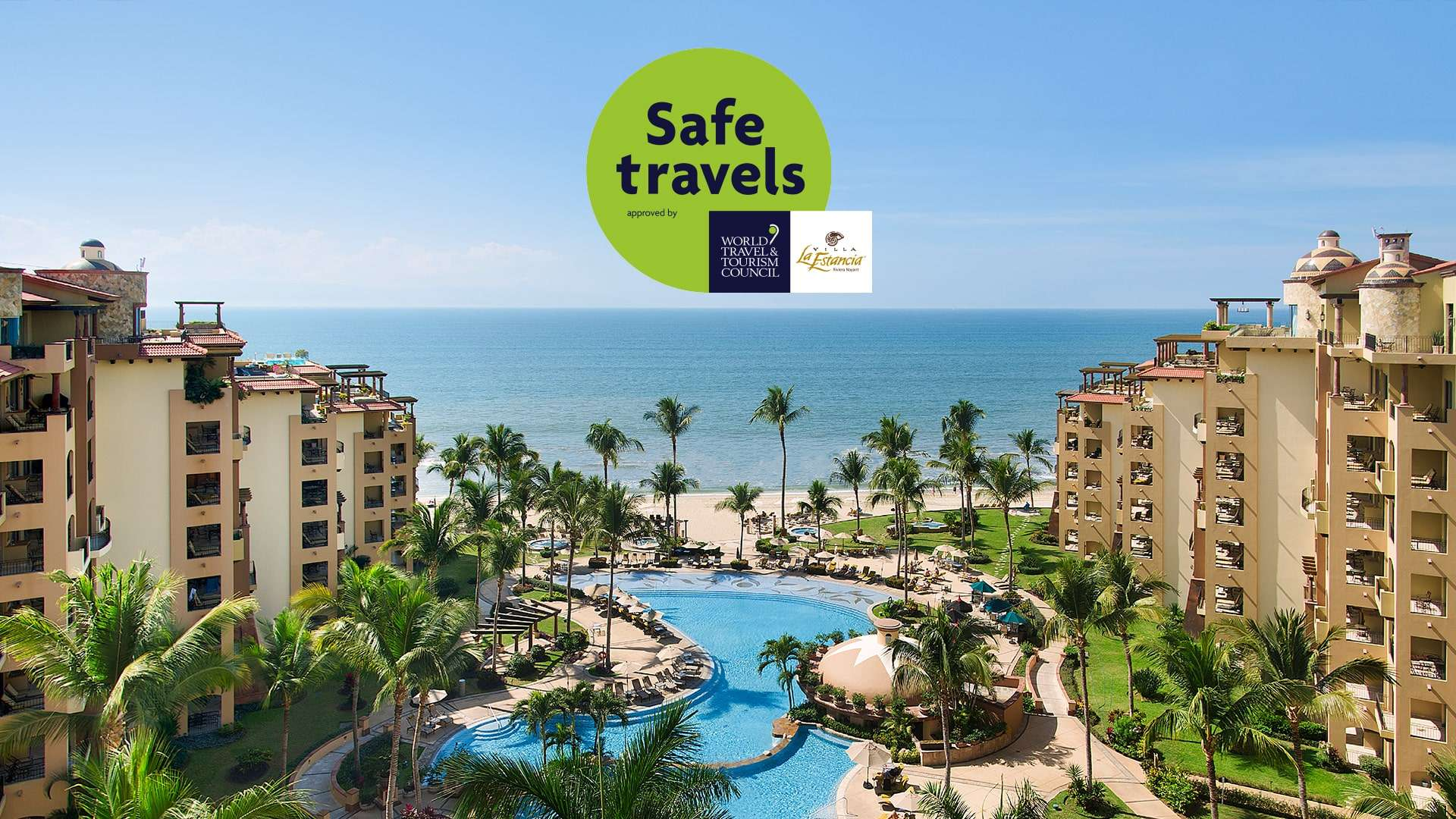 Villa La Estancia Beach Resort   Spa Riviera Nayarit Earns Wttc Safe Travels Stamp