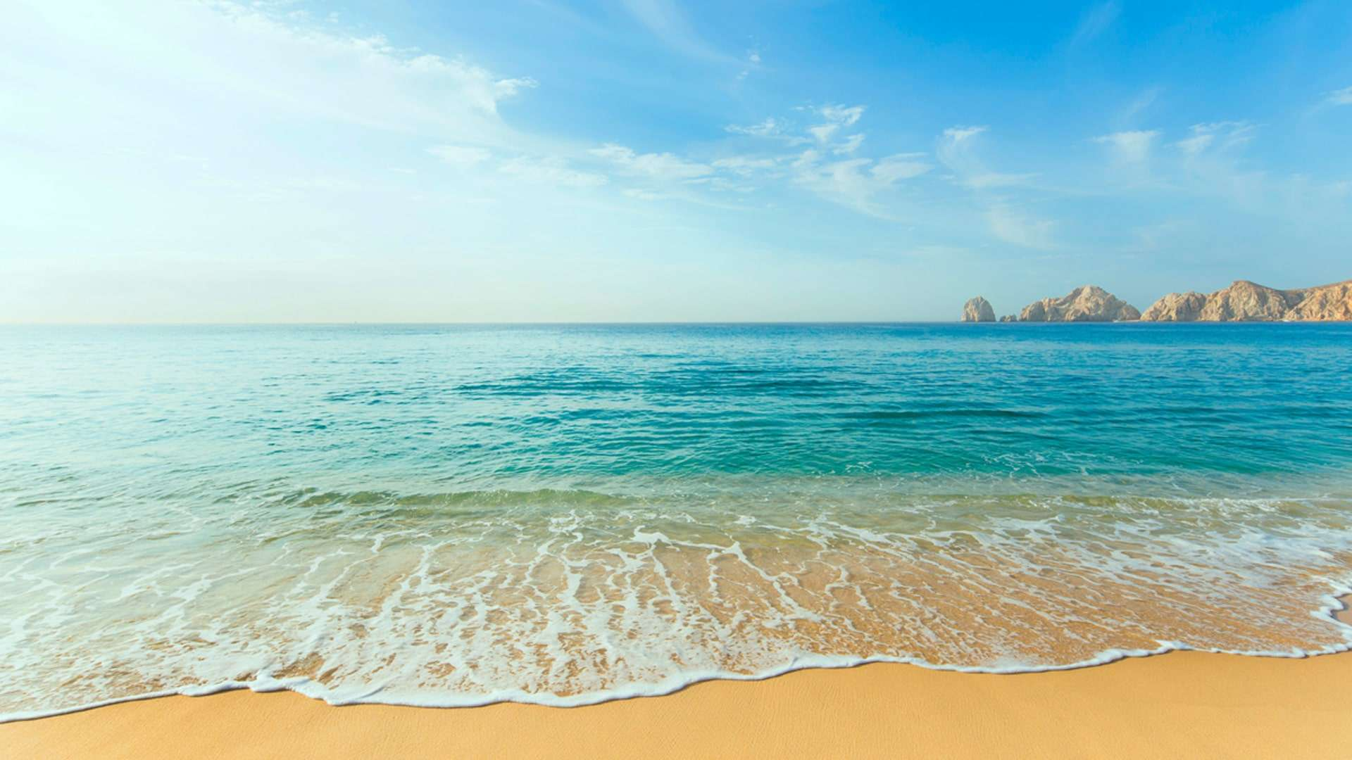 Swimmable Beaches In Cabo