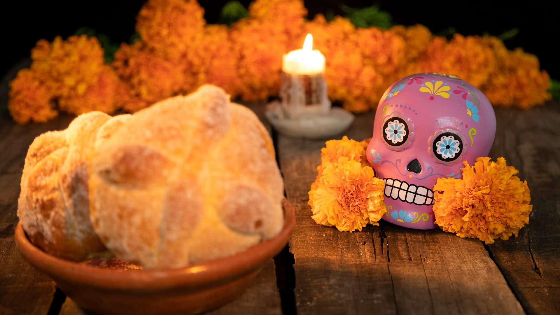 Day Of The Dead Mexico