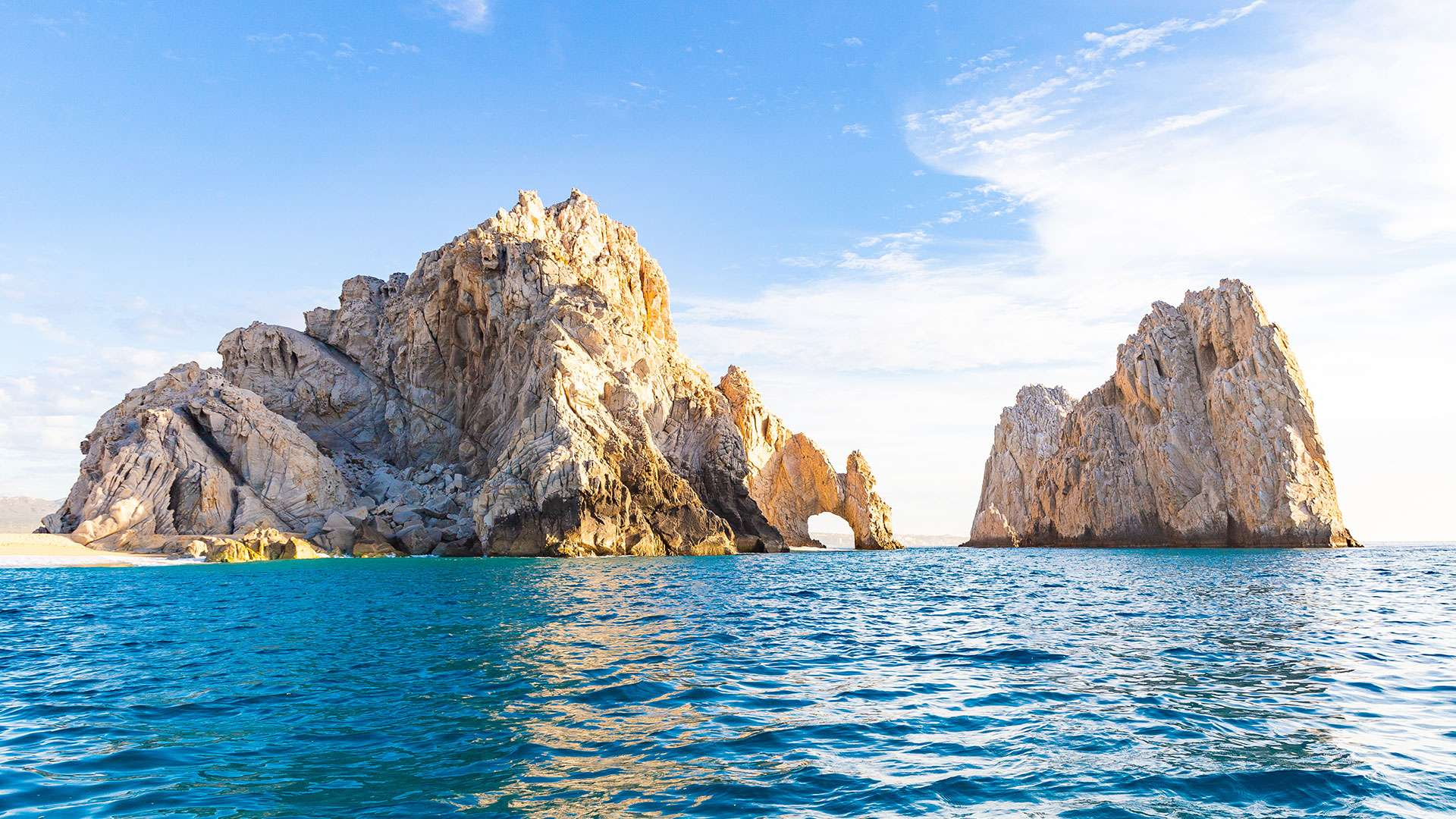 The Arch Of Cabo San Lucas Mexico