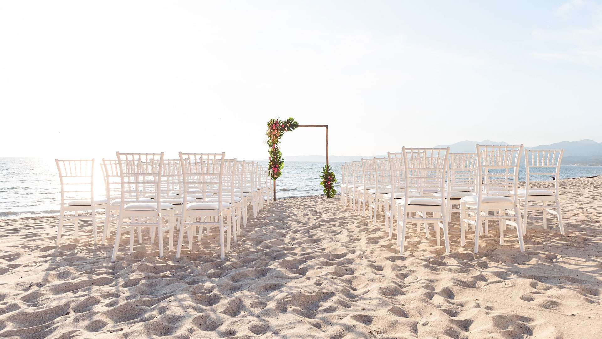 Beach Wedding In Nuevo Vallarta