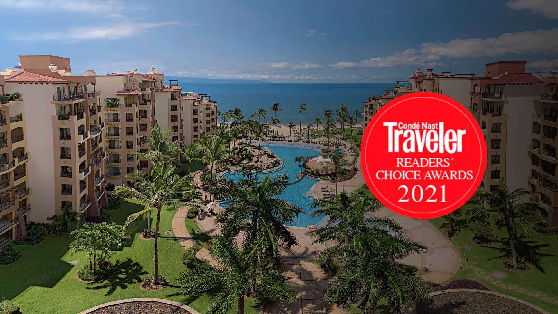Villa La Estancia One Of The Best Resorts By Conde Nast Readers Choice Awards