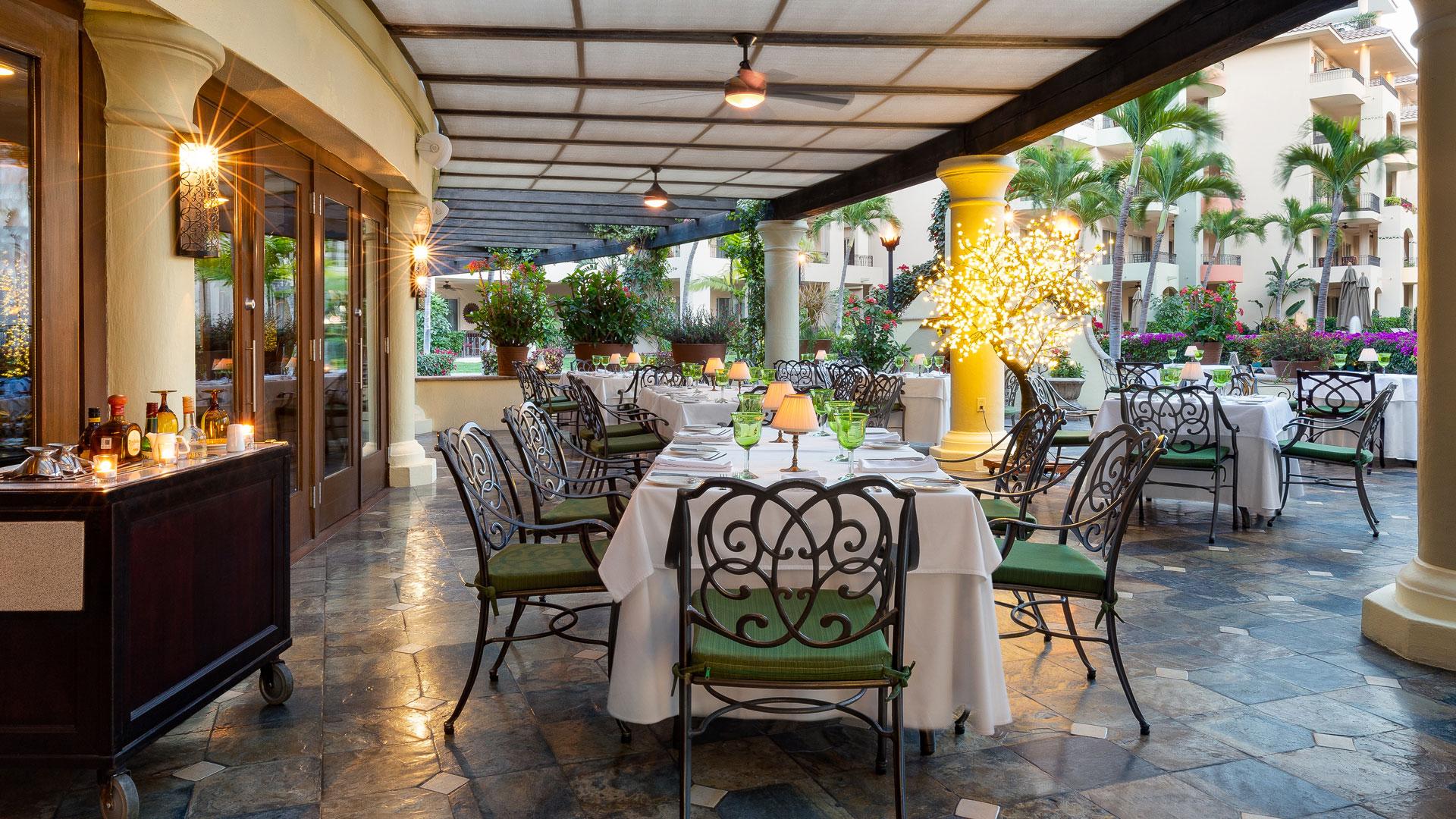 Villa la estancia cabo san lucas la casona restaurants