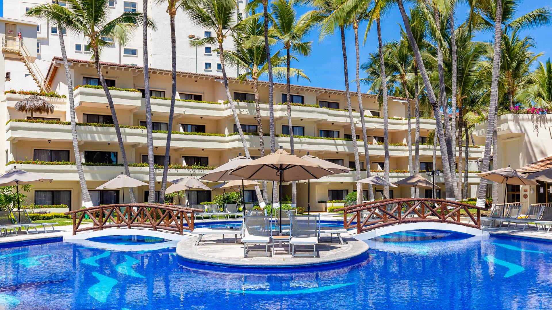 Villa del mar puerto vallarta pool 6