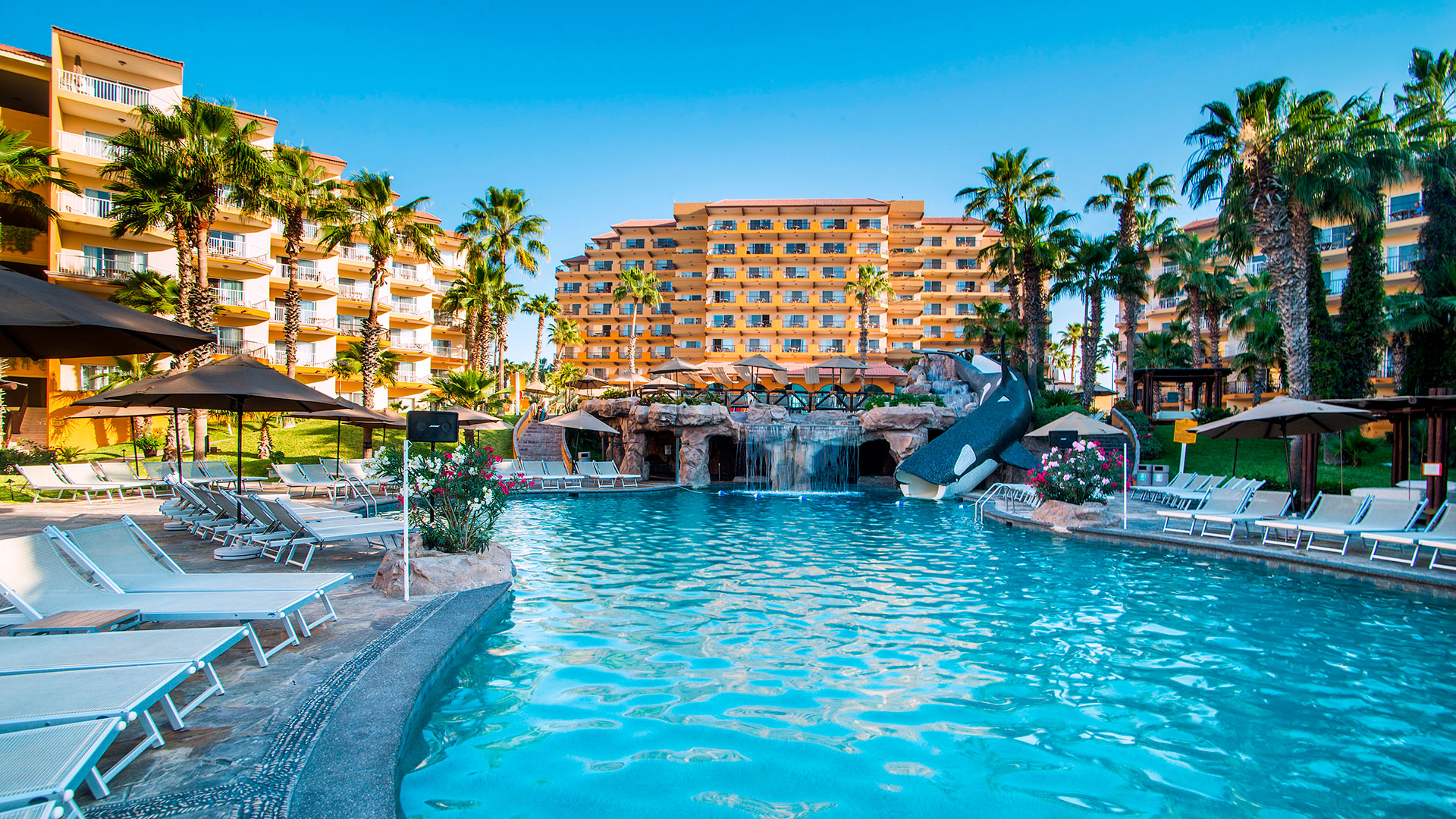 Optimizada villa del palmar cabo san lucas pools 00