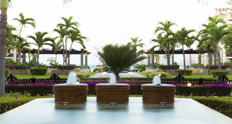 Villa La Estancia Los Cabos Lobby