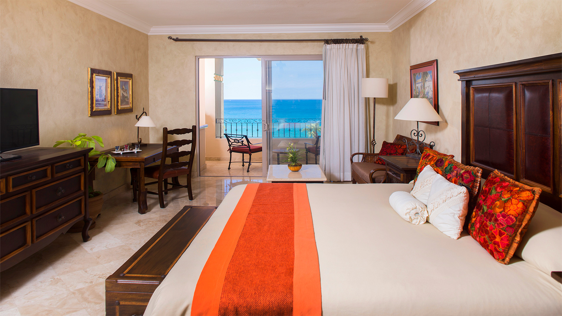 Three Bedroom Suite Villa La Estancia Beach Resort & Spa Los Cabos