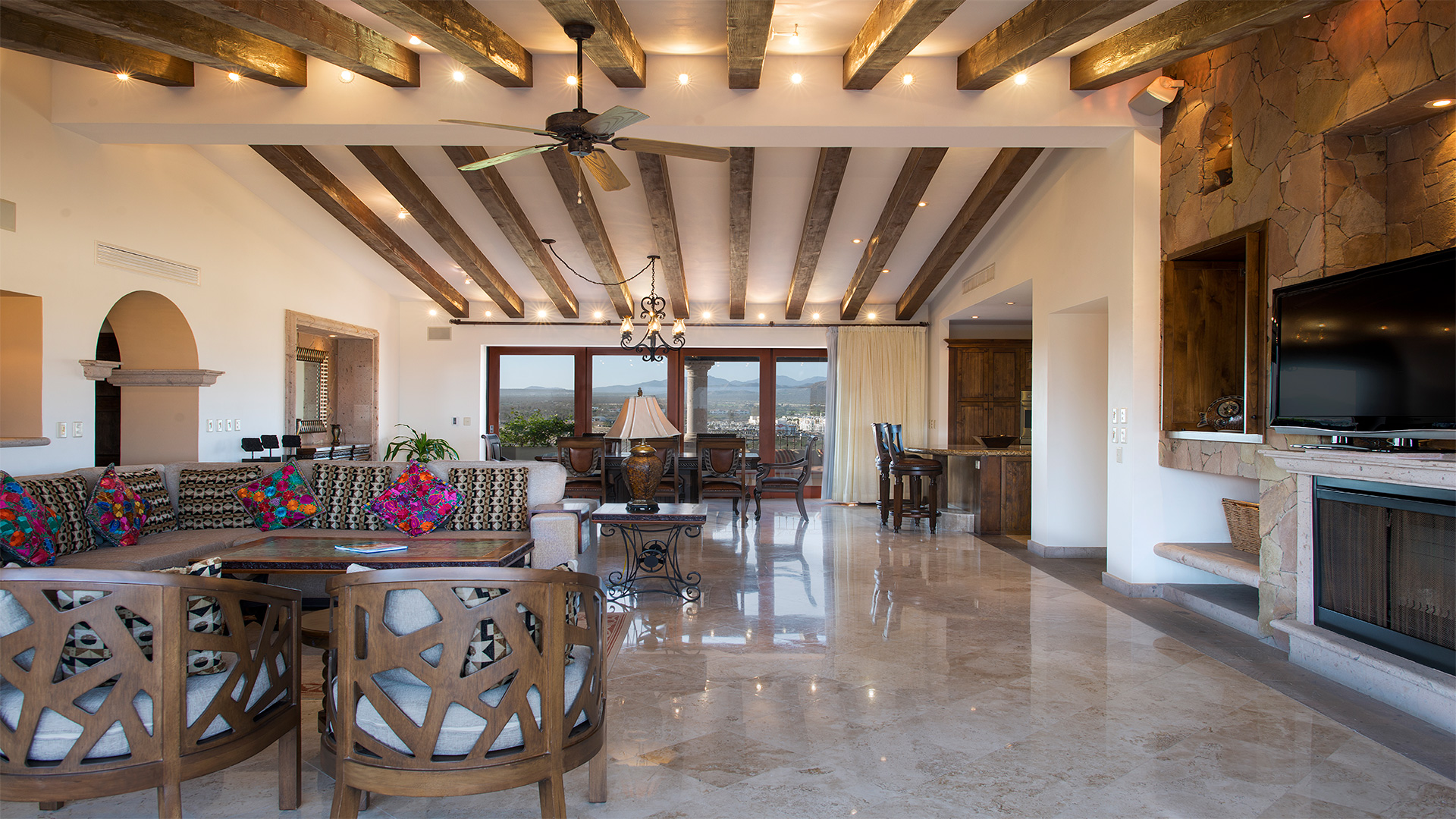 Presidential Three Bedroom Suite Villa La Estancia Beach Resort & Spa Los Cabos