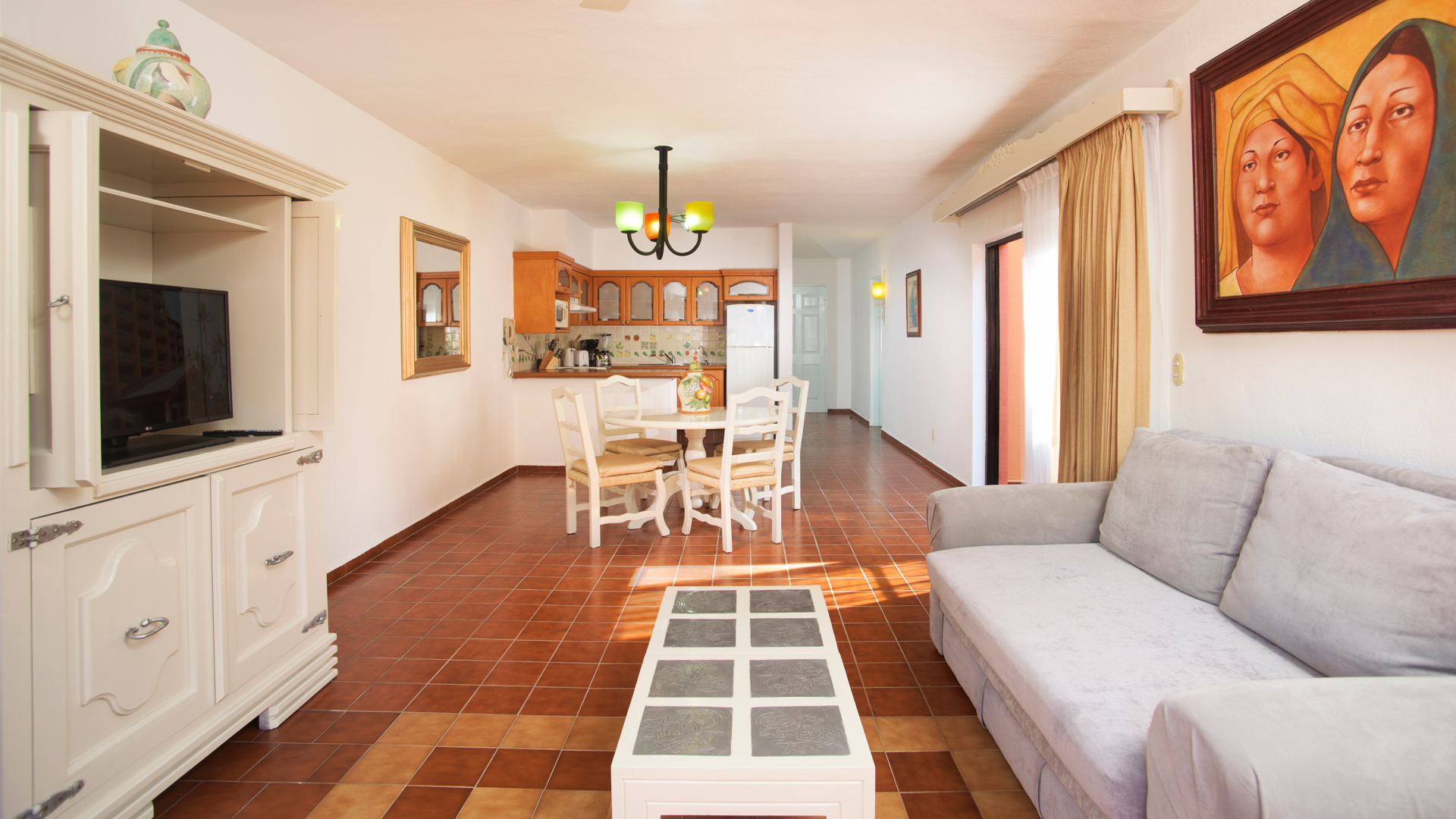 Standard One Bedroom Suite Villa del Palmar Beach Resort & Spa Puerto Vallarta
