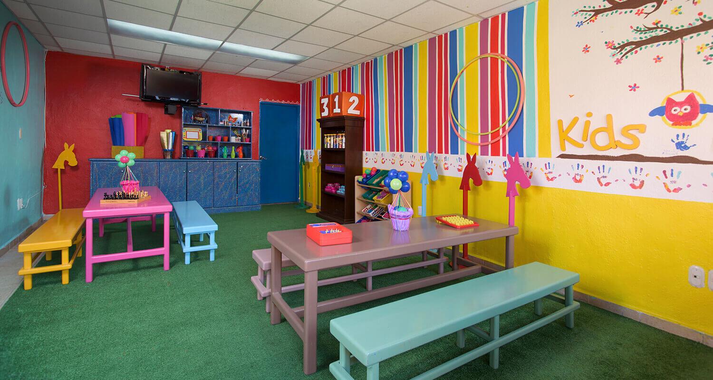 Kids Club Villa Del Palmar Puerto Vallarta