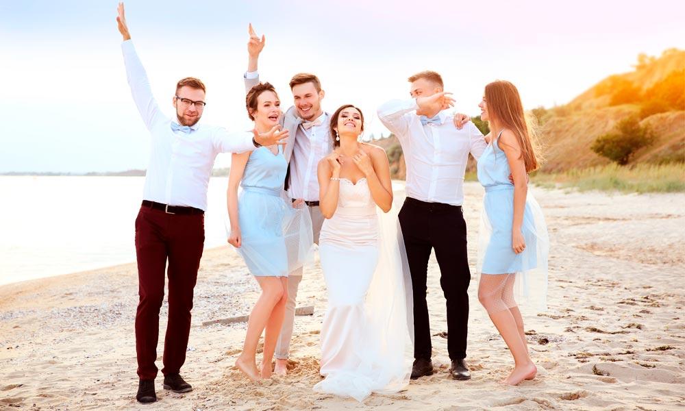 What To Wear To A Beach Wedding Cabo San Lucas Weddings