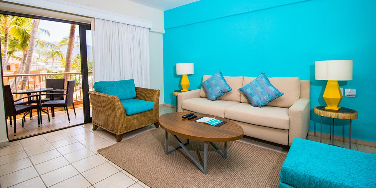 Villa del palmar puerto vallarta unique one bedroom suite 3