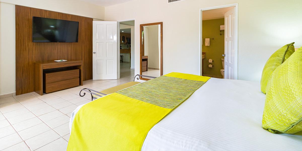 Villa del palmar puerto vallarta unique one bedroom suite 2