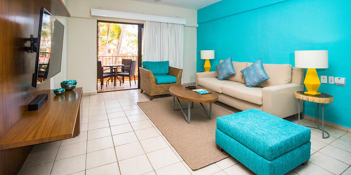 Villa del palmar puerto vallarta unique one bedroom suite 5