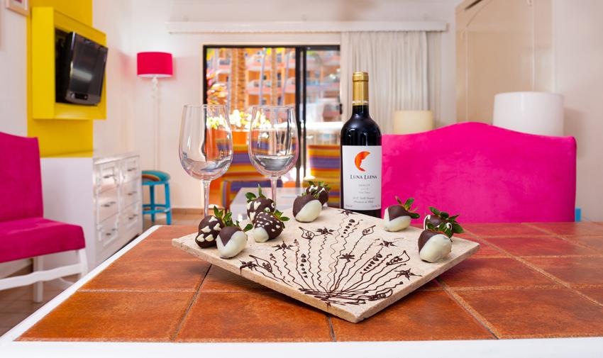 Unique villa del palmar puerto vallarta one bedroom suite 2