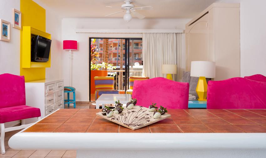 Unique villa del palmar puerto vallarta one bedroom suite 4