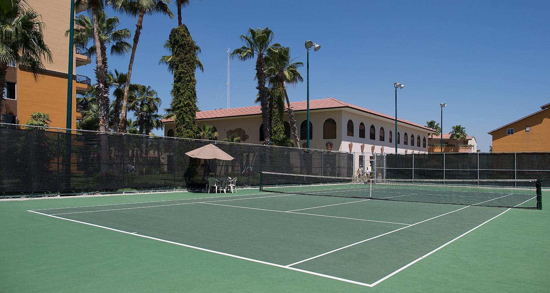 Villa Del Palmar Cabo San Lucas Tennis Court