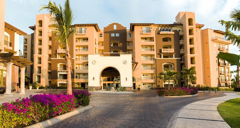 Villa Del Arco Cabo San Lucas Entrance