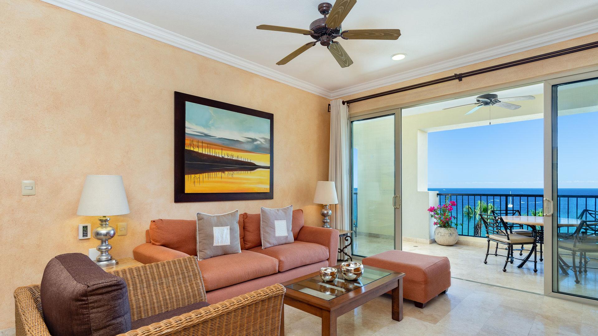 Suite de Una Recámara Vista al Mar Villa del Arco Beach Resort & Spa Cabo San Lucas