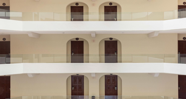 Villa Del Palmar Puerto Vallarta Lobby