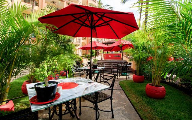 Villa del palmar flamingos riviera nayarit taco bar 1